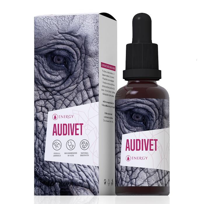 Energy Audivet 30 ml
