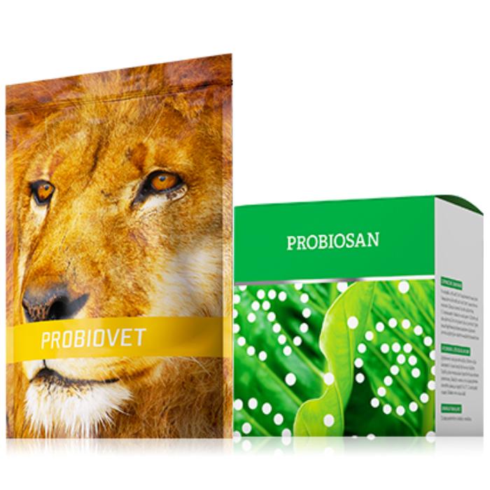 Energy Probiovet 90 kapslí + Probiosan 90 kapslí