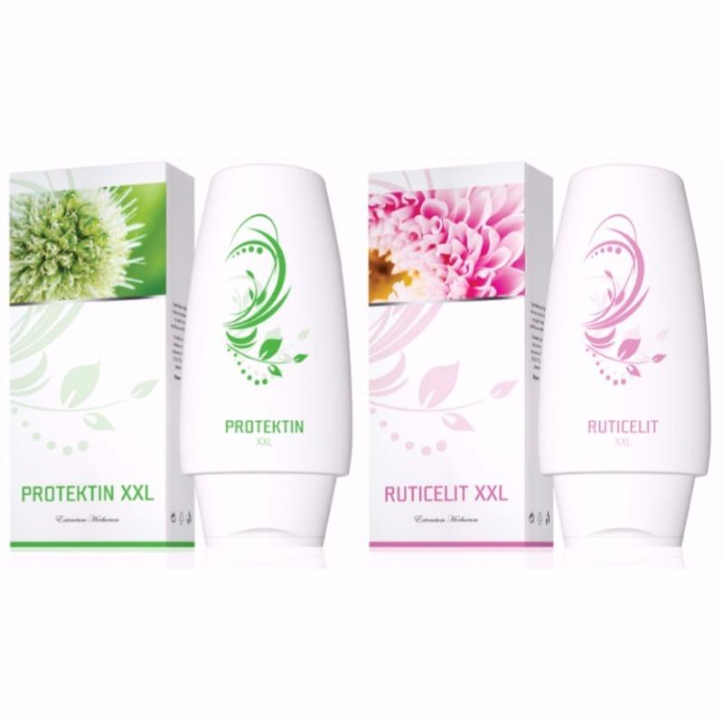 Energy Krém Protektin XXL 250 ml + Krém Ruticelit XXL 250 ml