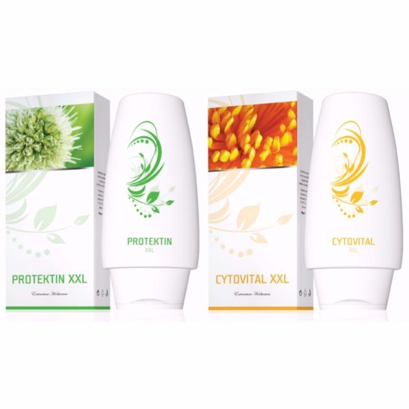 Energy Krém Protektin XXL 250 ml + Krém Cytovital XXL 250 ml