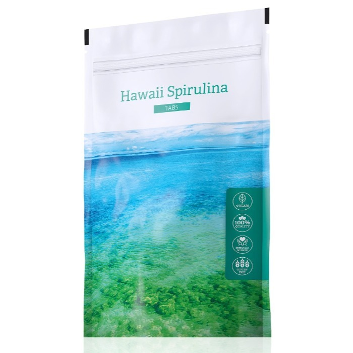 Energy Hawaii Spirulina tabs 200 tablet