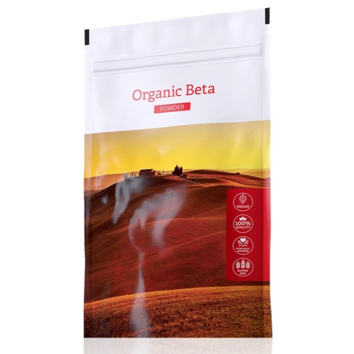 Energy Organic Beta powder 100 g expirace do září 2019