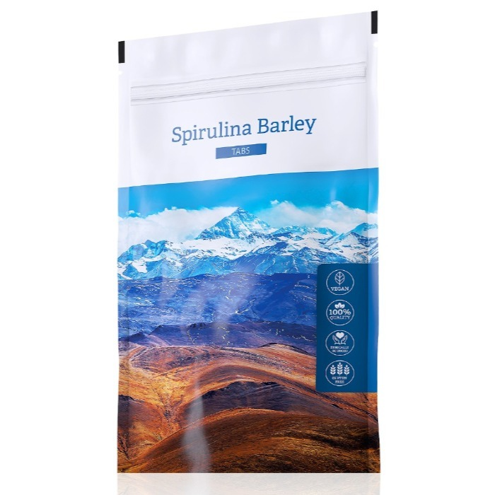 Energy Spirulina Barley tabs 200 tablet