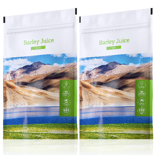 Energy Barley Juice tabs 200 tablet + Barley Juice tabs 200 tablet