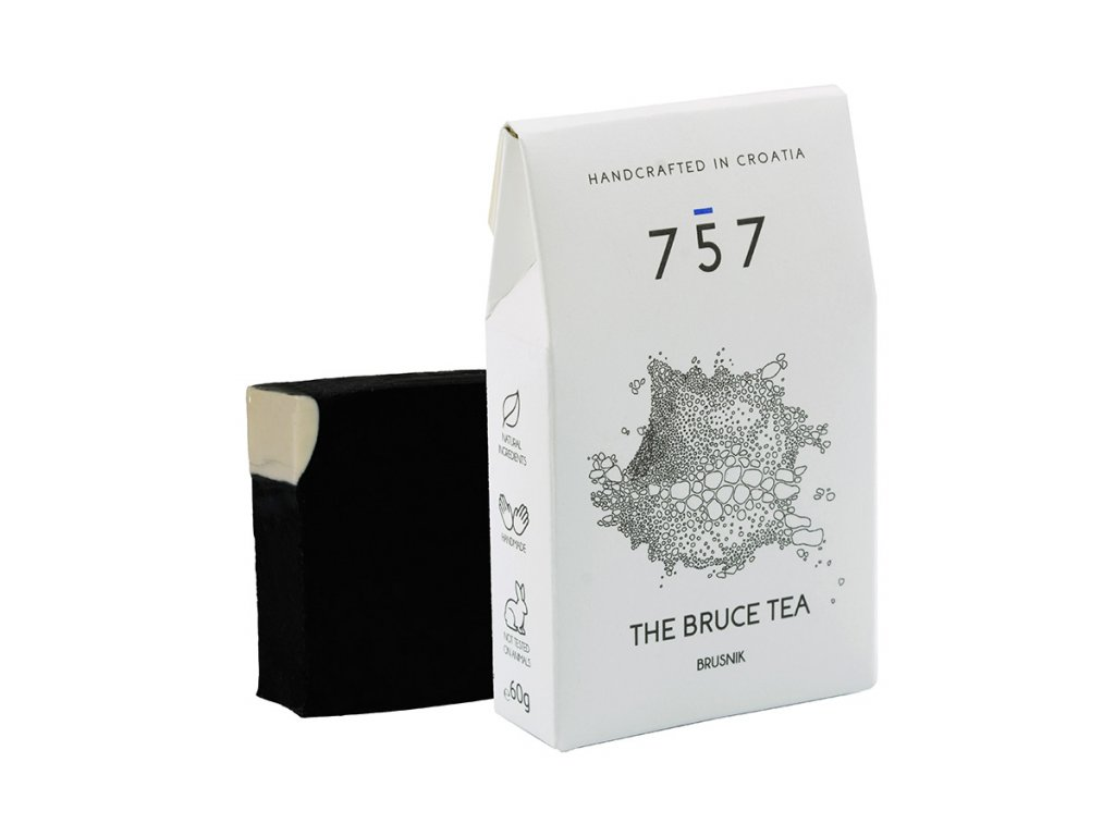 757 mýdlo The Bruce Tea