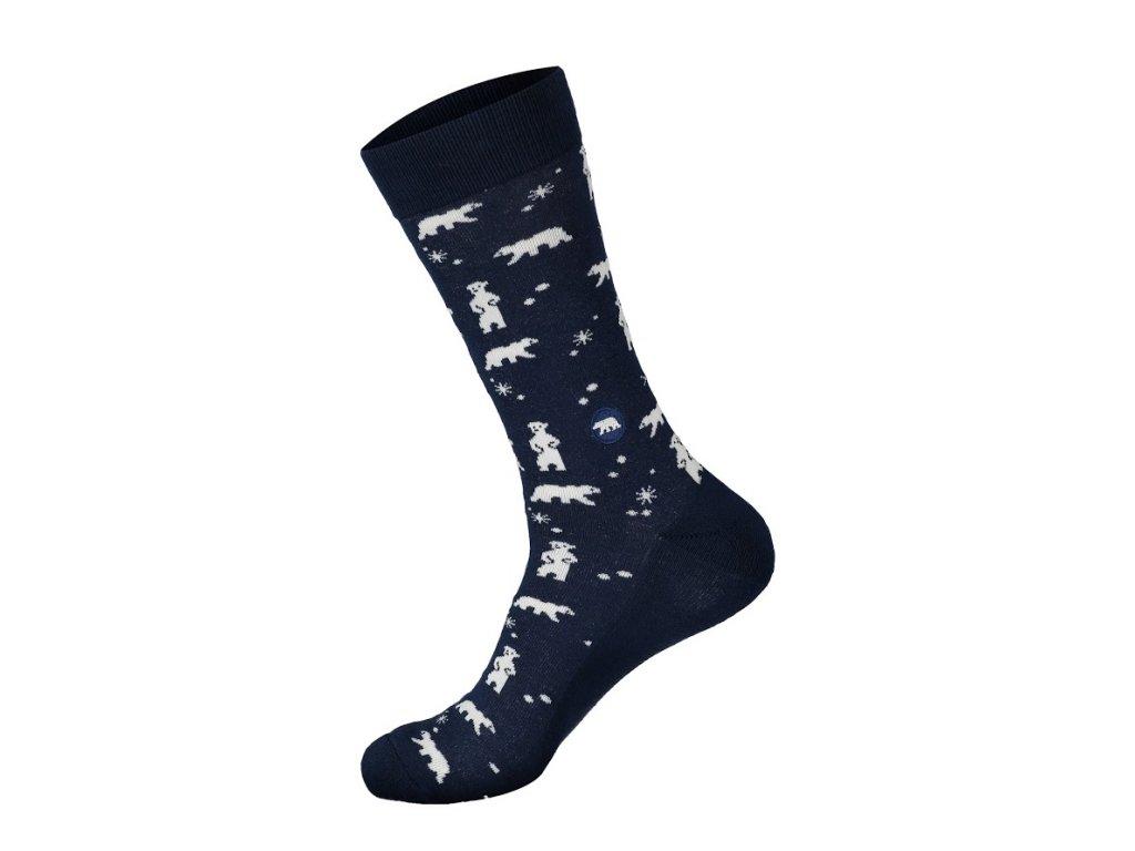 Ponožky, které chrání Arktidu