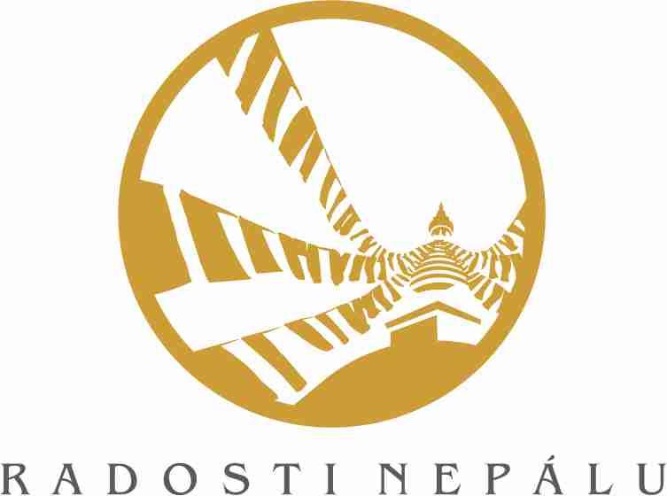 Logo Radosti Nepálu