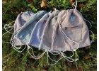 Tašky a batohy z konopí