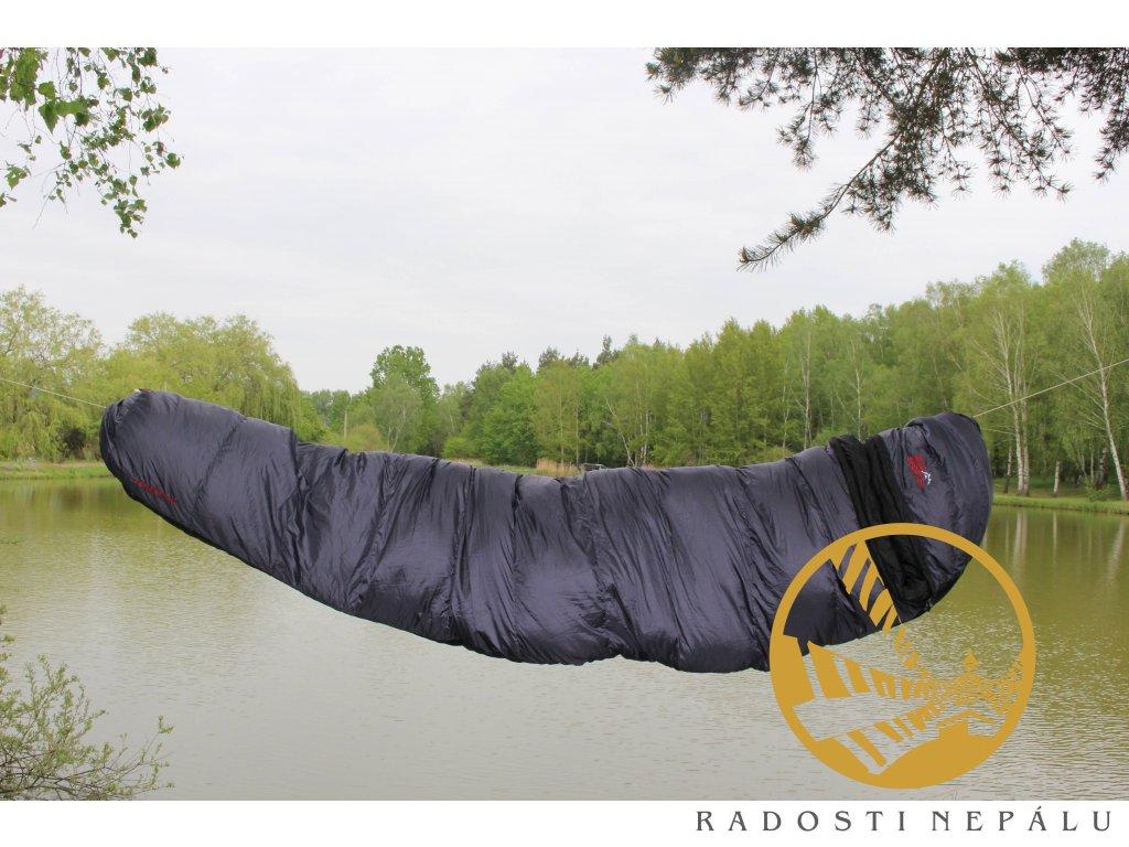 Péřový spací pytel -20°C