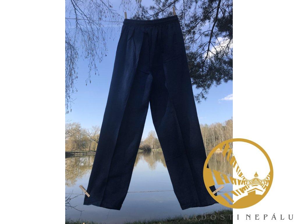 kalhoty modre (3)