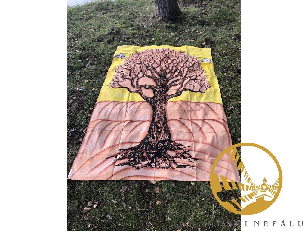Přehoz malý strom