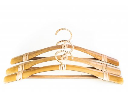 Set ramínek z bambusu - 3ks