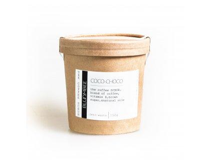Tělový peeling coco - choco