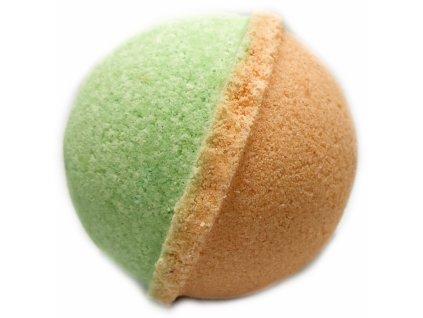 c item 615 peach sorbet foam bomb xxl