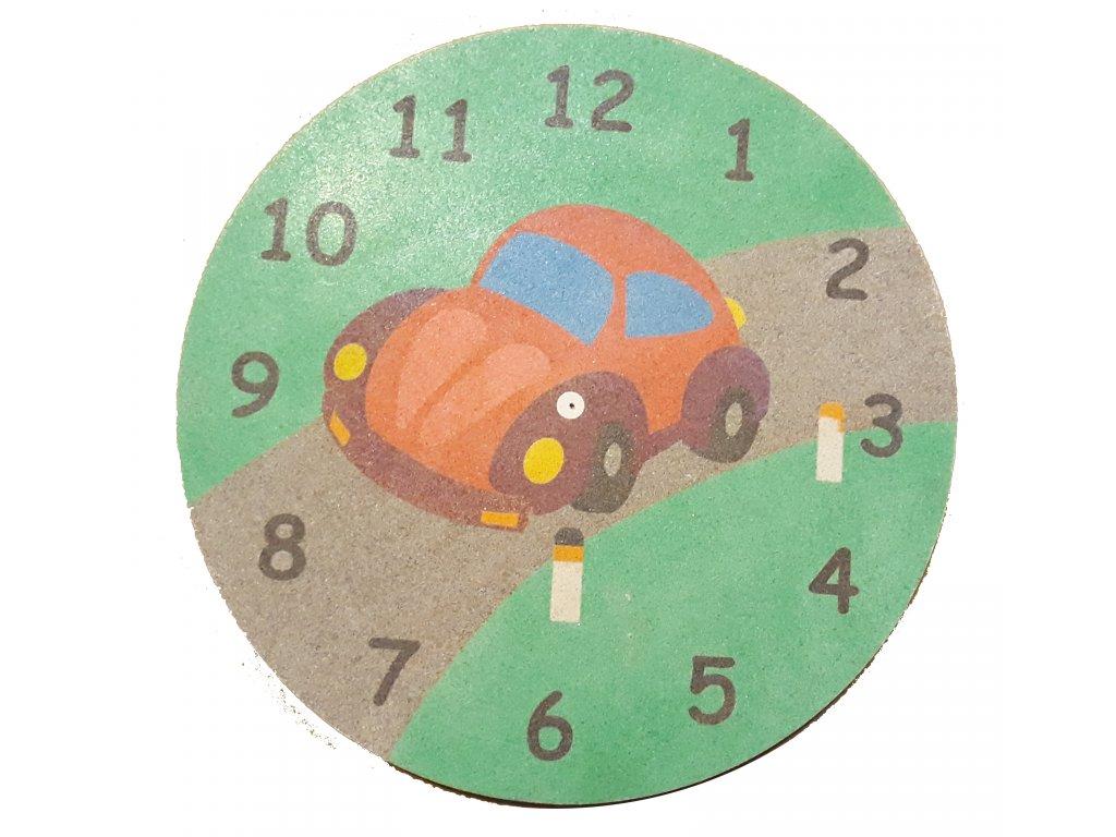 312 1 hodiny auto barevne piskovani obrazku