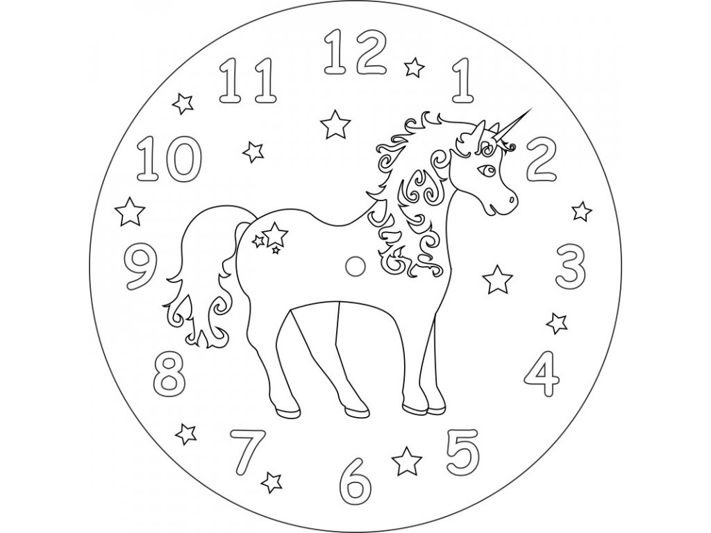 hodiny-jednorozec-barevne-piskovani-obrazků-radost-v-pisku