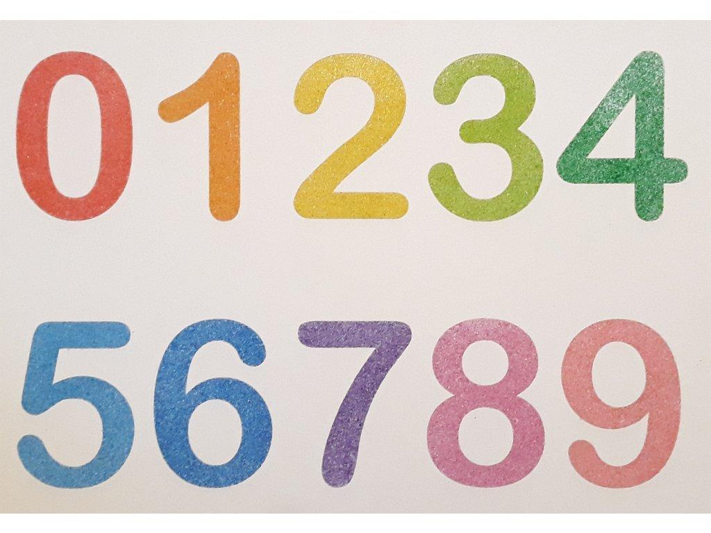 Šablona na pískování čísla (Varianta A2 (420 × 594 mm))