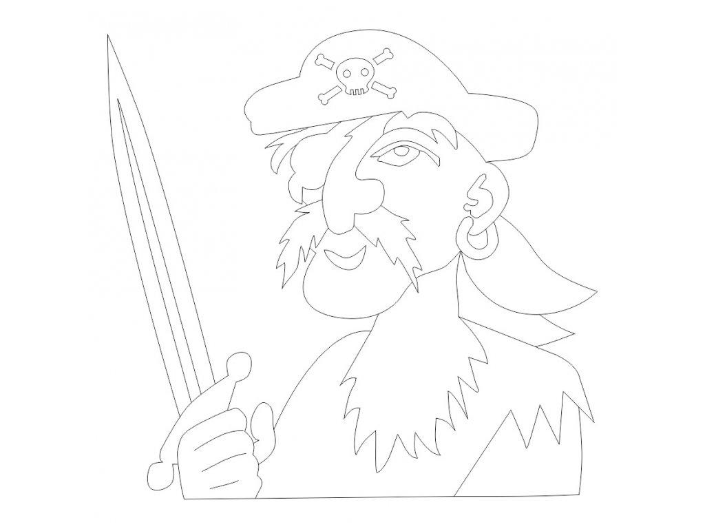 sablona-na-piskovani-pirat-radost-v-pisku