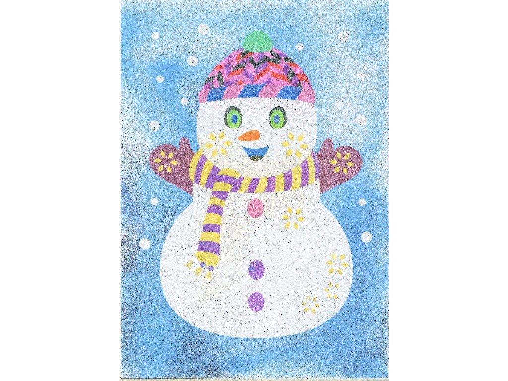 sablona-na-piskovani-snehulak-1-radost-v-pisku