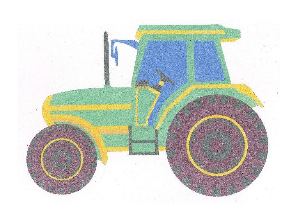 sablona-na-piskovani-traktor-radost-v-pisku