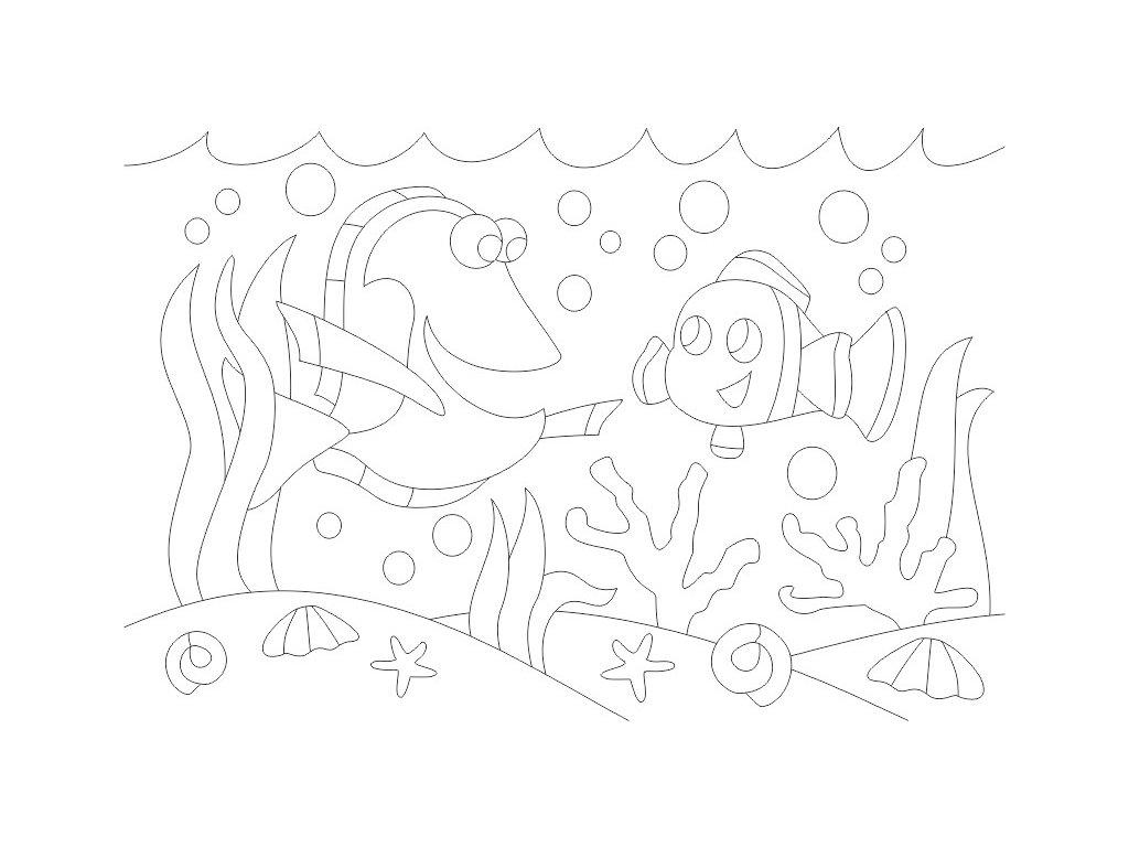 sablona-na-piskovani-koralove-rybky-1-radost-v-pisku