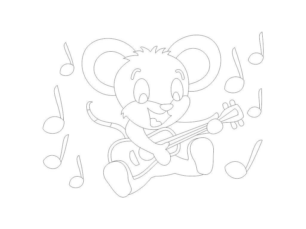 sablona-na-piskovani-myska-muzikant-radost-v-pisku