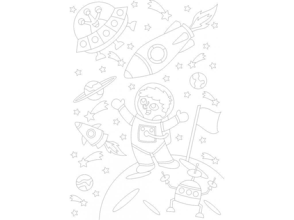 kosmonaut a4