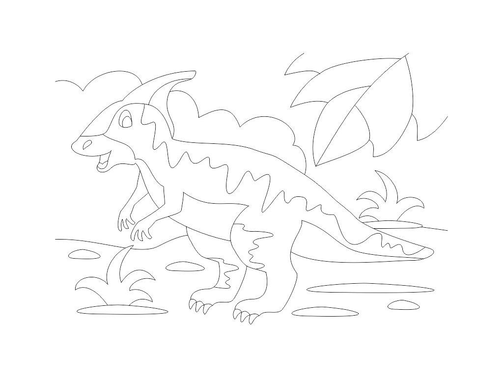 a5 parasaurolophus
