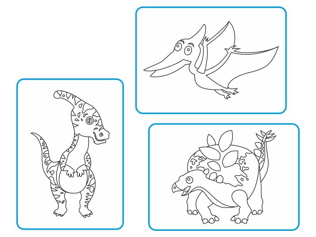 zakladni-sada-dinosauri-barevne-piskovani-obrazků-radost-v-pisku