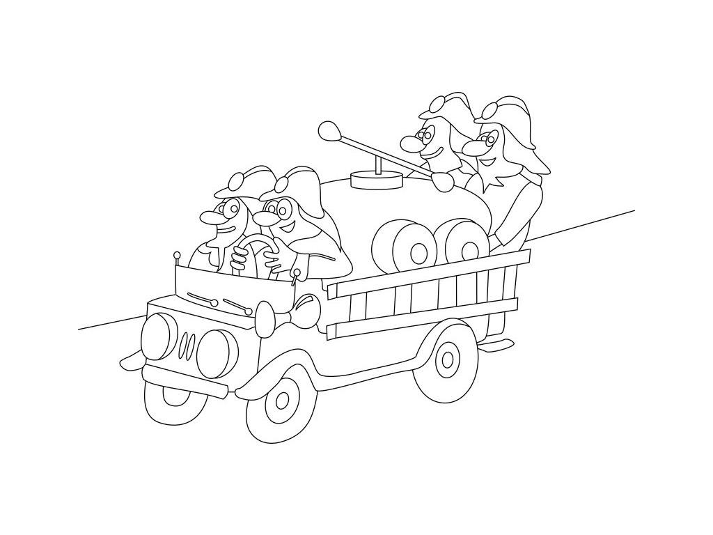 sablona-na-piskovani-hasici-v-aute-radost-v-pisku
