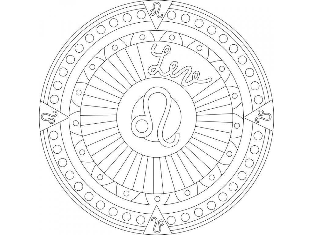 sablona-na-piskovani-horoskop-lev-radost-v-pisku