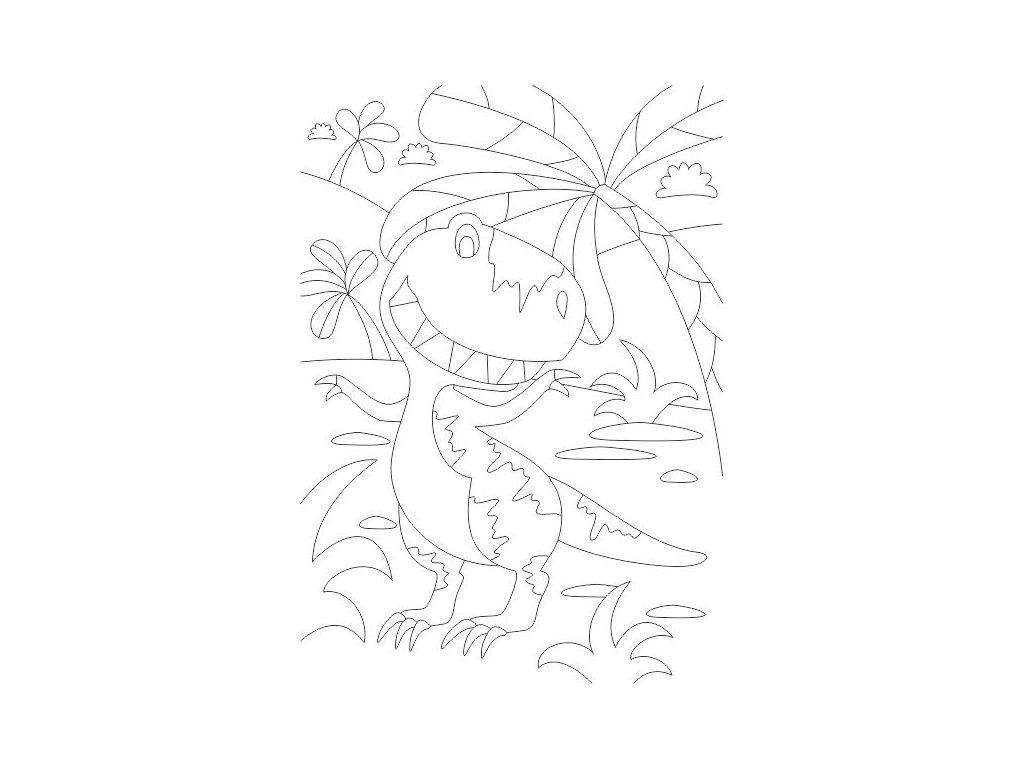 rex se smeje