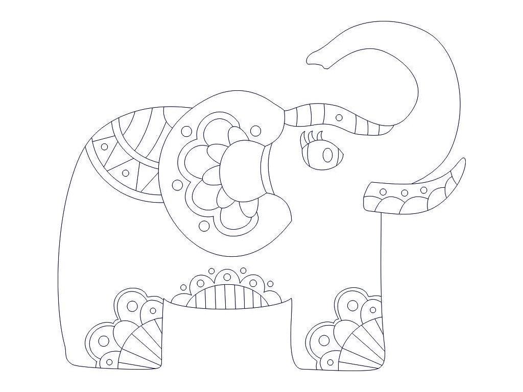slonik mandala