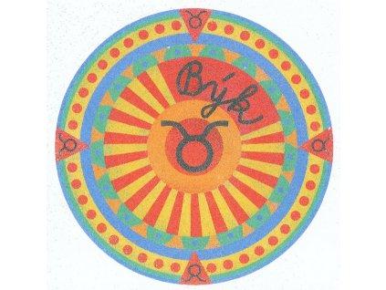 sablona-na-piskovani-horoskop-byk-radost-v-pisku