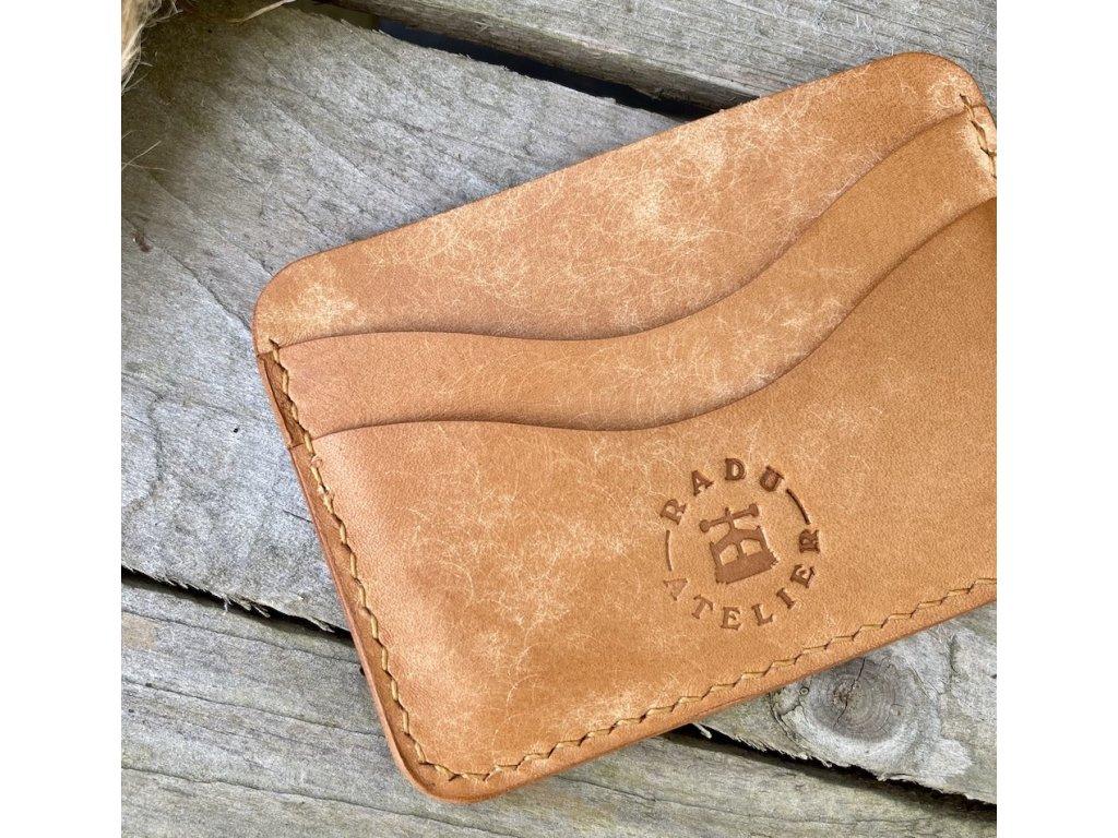 Peněženka Maya - cognac