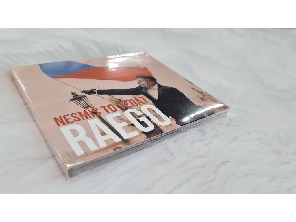 RAEGO - 2CD - NESMÍŠ TO VZDÁT