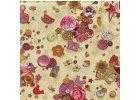 Látky kolekce Sew and Stash - kolekce šití Červen 2011