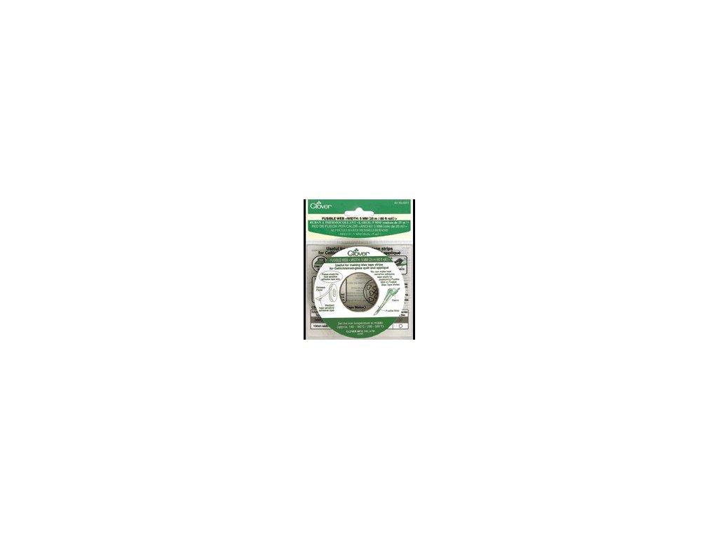 202 zazehlovaci lepici paska clover 4041