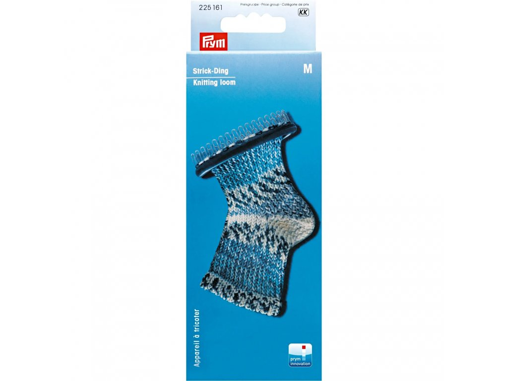 Pomůcka pro pletení ponožek a návleků 225161