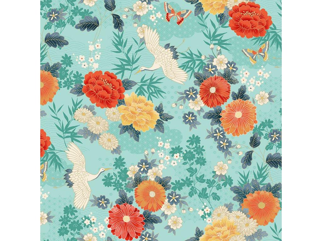 2330 T large floral