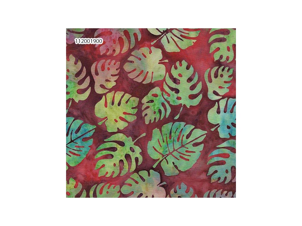 Látka batika v metráži 6/1030