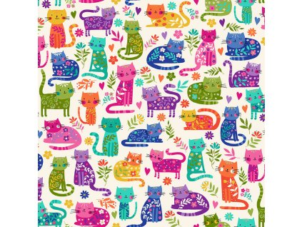 2348 Q cats allover