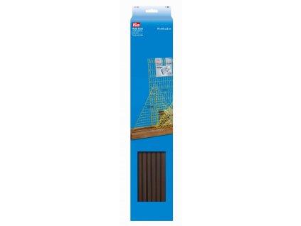 Dřevěný stojánek na pravítka Prym 611500