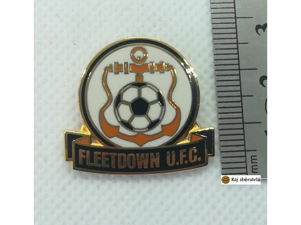 ODZNAK U.F.C. FLEETDOWN