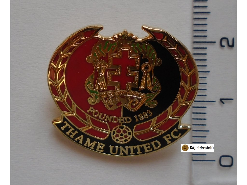 ODZNAK THAME UNITED FC