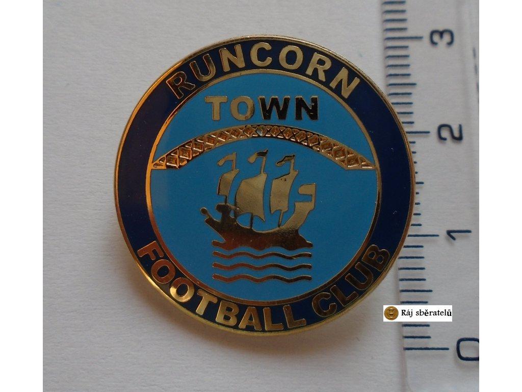 ODZNAK RUNCORN TOWN FC