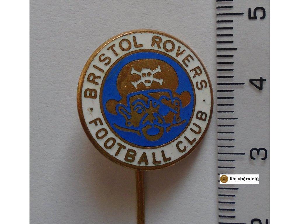 ODZNAK BRISTOL ROVERS FC