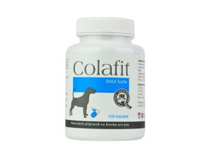 Colafit 4 Max Forte na klouby pro psy