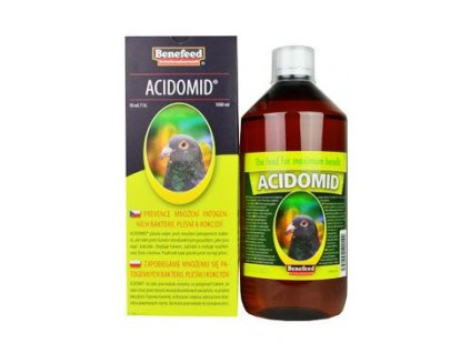 Acidomid H holubi