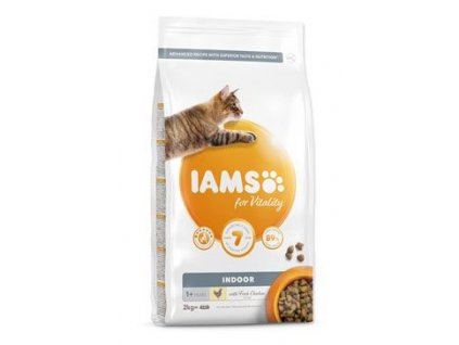 Iams Cat Adult IND Chicken
